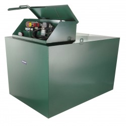 2500 Litre Steel Bunded  Diesel Dispensing Tank