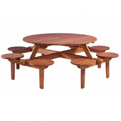 Alexander Rose Karri Picnic Table Furniture