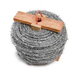 Barbed Wire Coil | 200 Meters Post & Fencing Barbed Wire