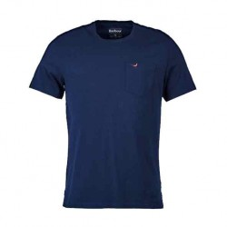 Barbour Navy Preston T-Shirt