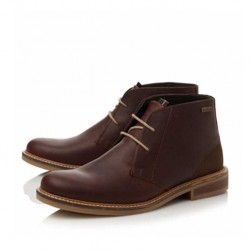 Barbour Readhead Dark Brown Chukka Boots