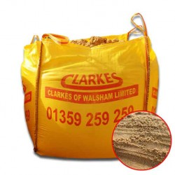 Bulk Bag Building  Soft Sand