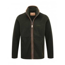Schoffel Cottesmore Forest Green Fleece Jacket