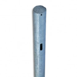 Slotted Galvanised Post