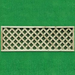 Heavy Duty Lattice Rectangular Panel 1800mm x 600mm HDL9