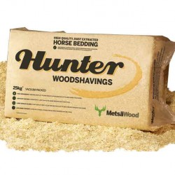 Hunter Wood Shavings Horse Bedding