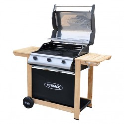 Hunter Stainless Steel BBQ Outback
