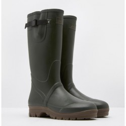 Joules Green Neoprene Wellington Boots