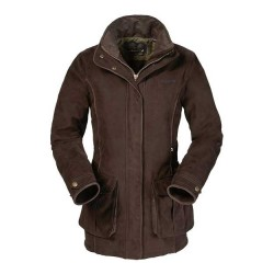 Musto Women's Hunting Whisper Jacket Rich Brown