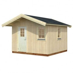 Nordic Hedwig Panel Building | Garden Office