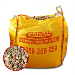 Pea Shingle 10mm Bulk Bags ton
