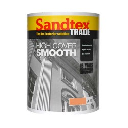 Sandtex High Cover Smooth Suffolk 5 Litre