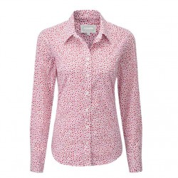 Schoffel Womens Suffolk Pink Shirt  Country Clothing