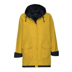 Seasalt Reversible Raincoat