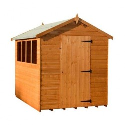 Garden Shed Super Apex 8' x 6'