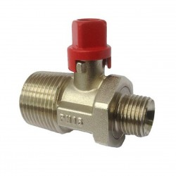 ultra compact isolation valve