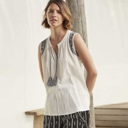 White Stuff Alexa Vest white