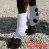 Mark Todd White Protective Boots