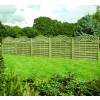Omega Fence Panel Lattice Top 1.8mtr x 1.8mtr main