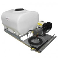 Pressure Washer 500L Industrial Petrol Engine Electric Start