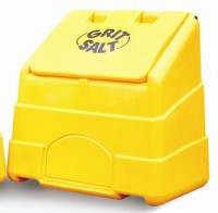 Grit Bin Bunker 400kg / Path Road and Driveway Storage