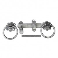 "5"" Galvanised Ring Gate Latch"