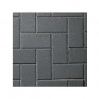 50 x Charcoal Ready Drive Paving Blocks 200mm x 100mm x 50mm