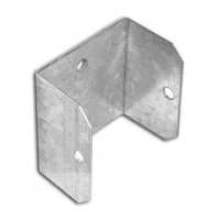 Metclip Fence Panel Galvanised Clip