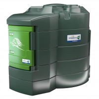 Titan Fuelmaster FMPV500010PW Titan Diesel Dispenser Fuel Storage Tank c/w GSM Remote Level Monitoring