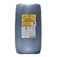 Traditional Jet Black Creosote  25 Litres