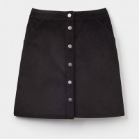 Joules Harper Chino Button Down Skirt