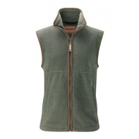 Schoffel Oakham Fleece Gilet in Lincoln Green