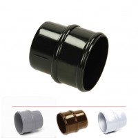 Rainwater Downpipe Connector 68mm
