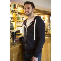 Teddy Edward Beaufort Fitted Hoodie