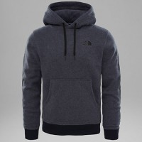 The North Face Dark Grey Heather Mc Simple Dome Hoodie