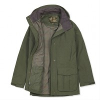 Musto Ladies Burnham Waterproof Dark Moss Jacket