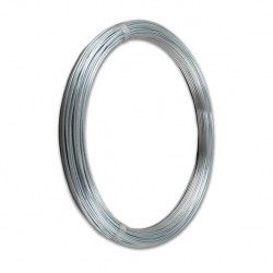 3.15mm Galvanised Plain Line Wire Fencing