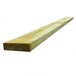 Treated Timber 47mm x 200mm x 6000mm C16
