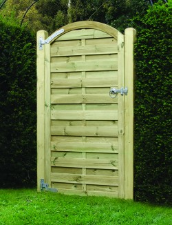 Garden Gate Horizontal Arched AHG180
