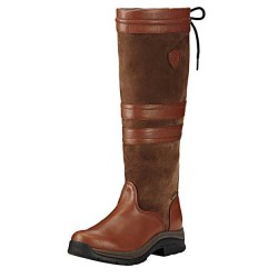 Ariat Womens Braemar Chestnut Boot