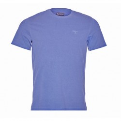 Barbour Garment Dyed Tee Marine Blue