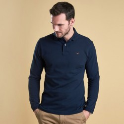 Barbour Warkworth Long Sleeved Polo Shirt | Barbour Casual