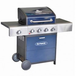 Outback Meteor Blu Gas Barbecue
