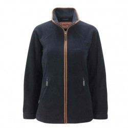 Schoffel Burley Ladies Fleece Jacket Navy