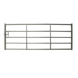 Cattle Yard Galvanised Metal Gate 15ft