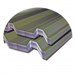 Country Clad Juniper Green Roofing Sheets