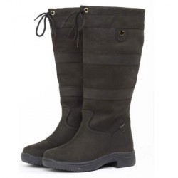 Dublin Ladies River Black Boot