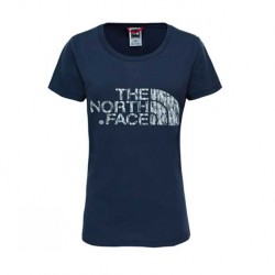 The North Face Ladies Easy Tee Uban Navy