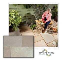 Lakeland project paving slab pack