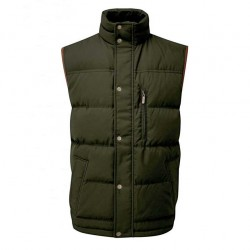 Schoffel Richmond Down Gilet Dark Olive